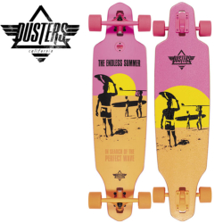 Longboard Duster Endless Summer Wake 38""