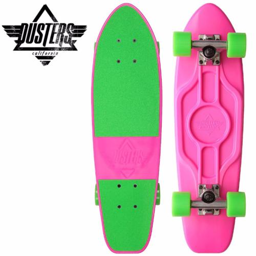 Cruiser Dusters Mighty - Neon Pink/Green 25""