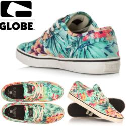 Chaussures Globe Motley Floral Antique