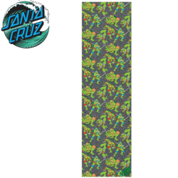 Plaque de grip Mob Santa Cruz TMNT