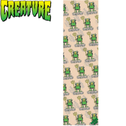 Plaque de grip Mob Creature Beezlebub Clear