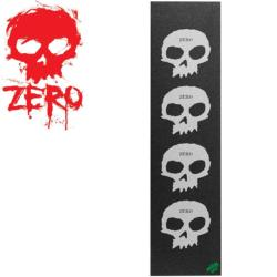 Plaque de grip Mob Zero Multi Skull black 9""