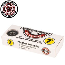 Roulements Independent Genuine Parts Abec 7