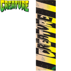 Plaque de grip Mob Creature Stripes Clear
