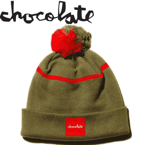 Bonnet Chocolate olive