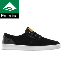 Chaussures Emerica Romaro Laced black black white