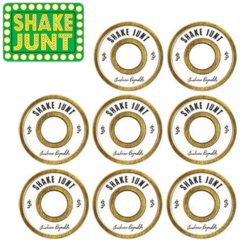 Roulements Shake Junt Pro Reynolds Abec 7 White/Gold