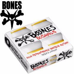 Bones bushing Medium 91A white (jeu de 4 gommes)