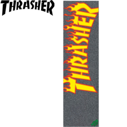 Plaque de grip Mob Thrasher Flame Logo