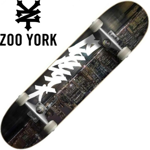 Skateboard complet Zoo York Night Multi 8""