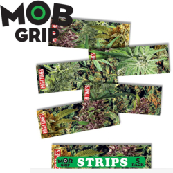 Plaquettes de grip Mob Griptape High Times Collage (x5)