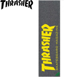 Plaque de grip Mob Thrasher Yellow