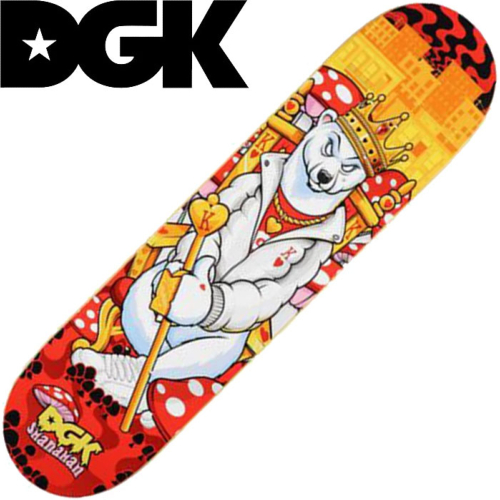 Plateau DGK GHETTO LAND SHANAHAN MULTI 7.75""