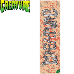 Plaque de grip Mob Creature Bones clear