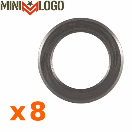 Axle washer Mini-Logo, set de 8